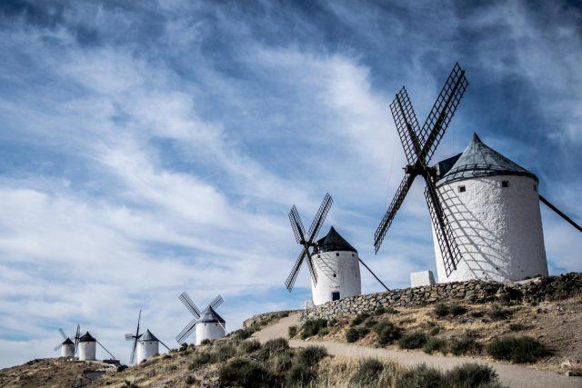 Molinos de Consuegra, España